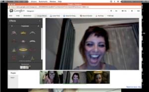 Discutie Google Hangouts