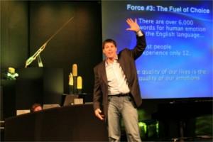 Prezentare Tony Robbins de nota 10
