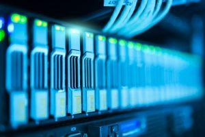 Server-e la o companie de hosting