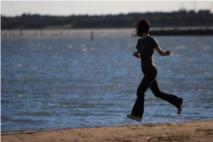 Femeie care alearga
