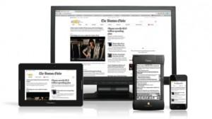 Web design responsive pentru smartphone si tablet